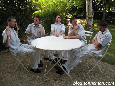 Tophe et ses Clones