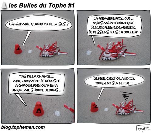 Les Bulles du Tophe #1