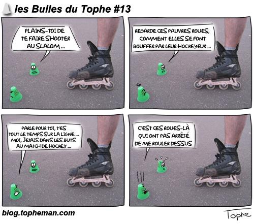 Les Bulles du Tophe #13