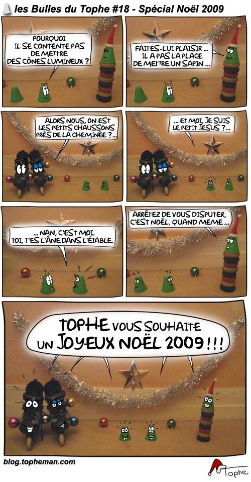 Les Bulles du Tophe #18 - Spécial Noël