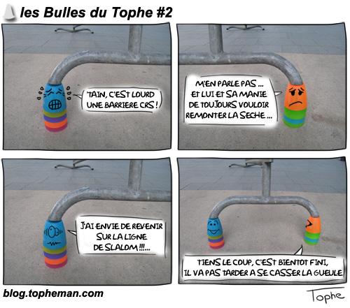 Les Bulles du Tophe #2
