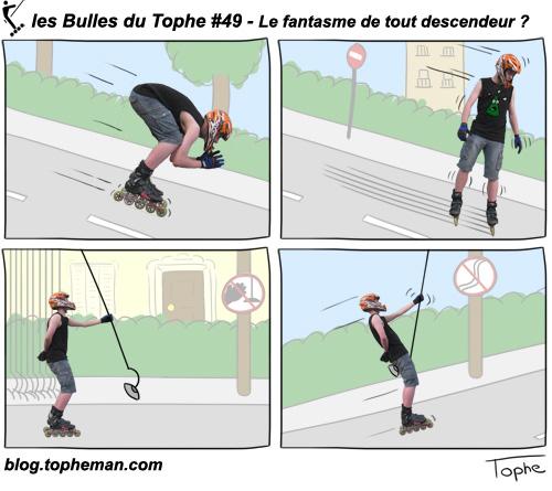 Les Bulles du Tophe #49 - Remonte pente