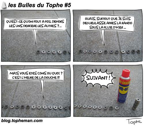 Les Bulles du Tophe #5