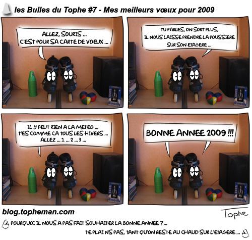 Les Bulles du Tophe #7 - Bonne Année 2009