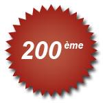 200ème billet