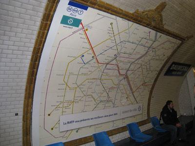 La RATP vous présente ses meilleurs vœux 2008