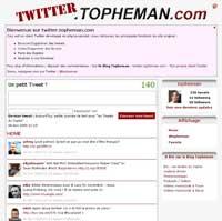 Twitter Topheman Timeline Updates