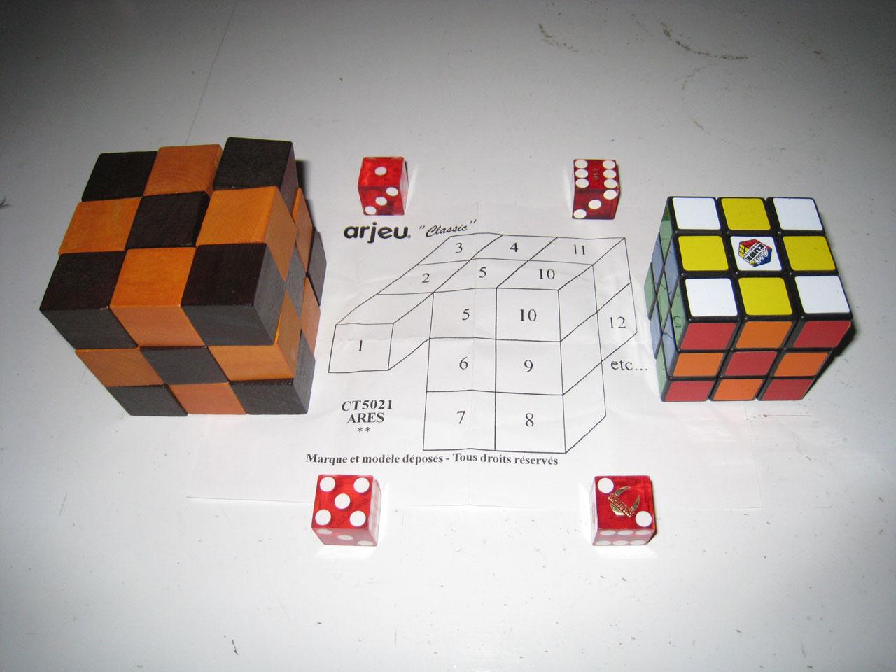 ares ct5021 la solution du rubik 39 s cube en bois. Black Bedroom Furniture Sets. Home Design Ideas