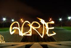 ADRIE en lettres de feu