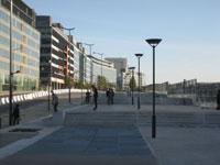 Skatepark - Gare d'austerlitz