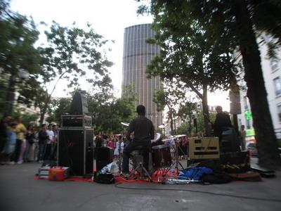 Fête de la musique - Montparnasse