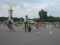 Bike Polo à Invalides