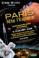 Paris fête l'Espace
