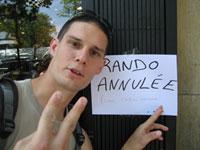 Montreuil - Rando annulée