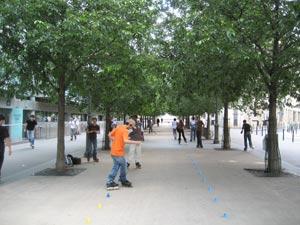 Spot Roller Gare de Lyon