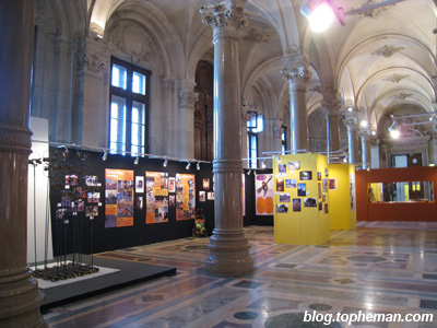Paris, Capitale du Roller - l'Exposition