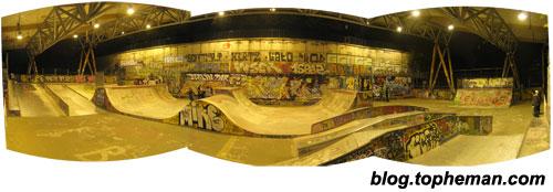 Skatepark Bercy