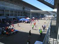 Les 24h du Mans Roller - Les Stands