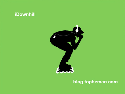 iRoller - iDownhill