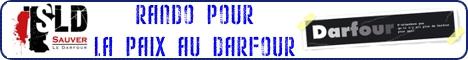 Pari-Roller randonnée pour le Darfour