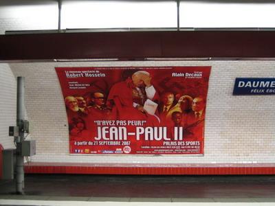 N'ayez pas peur - Jean-Paul II