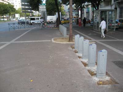 Station Cyclocity - Marseille