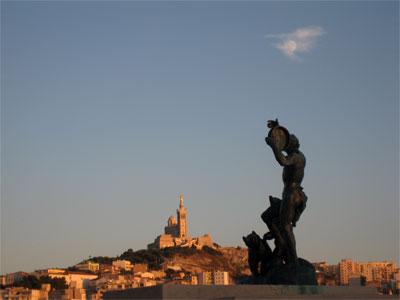 Marseille - Notre-Dame de la Garde